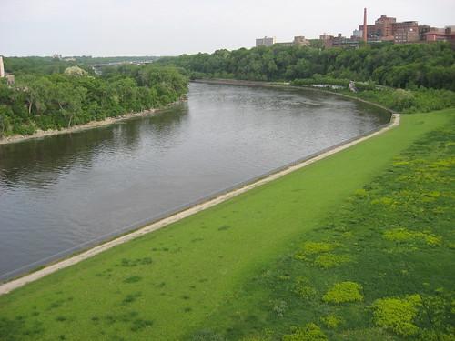 Mississippi from Washington Bridge