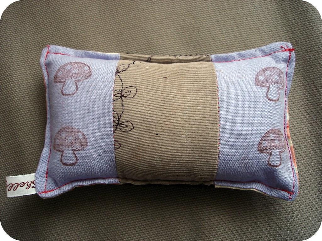 Sweet little pin cushion