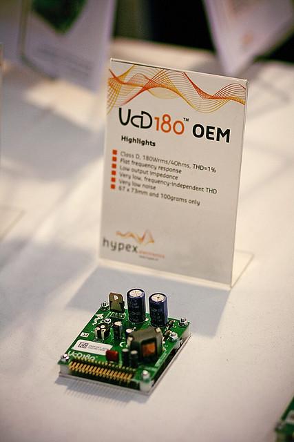 hypex 'ucd 180 oem' | class-d amp module from hypex | fr1zz | Flickr