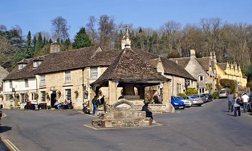Castle Combe - Market Cross