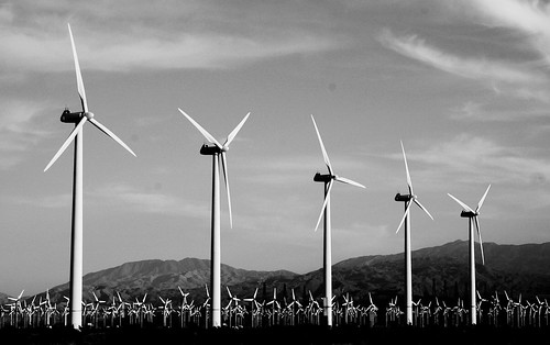 Wind Power (B&W) | by Timothy Tolle