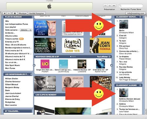 iTunesCafeine