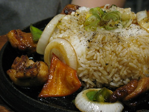 Chicken Pepper Rice at Sizzling Pepper Steak | by karlaredor