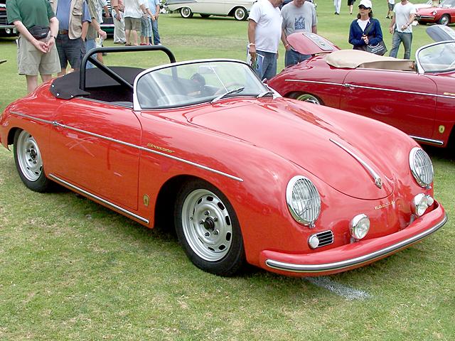 1957 Porsche Speedster 356A