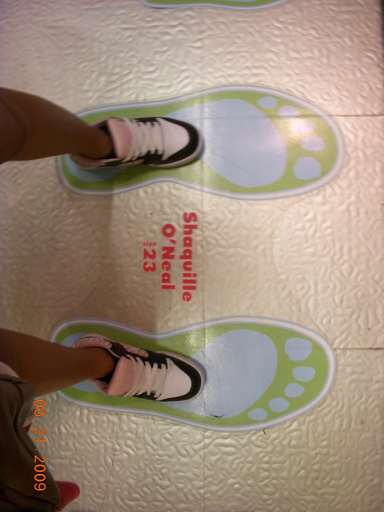 What Is Shaq S Shoe Size.Shaq S Foot Size Jetwilljoie Tubianosa Flickr