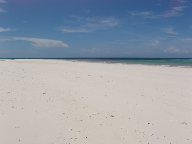 Diani Beach , Ebbe