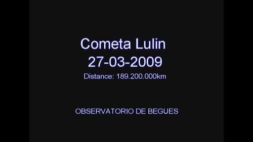Lulin a 189.200.000 km