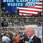 Bill campaigning for Hillary May 08