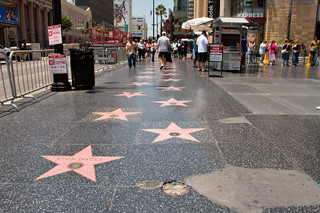 Walk of Fame Hollywood | by Christian Haugen