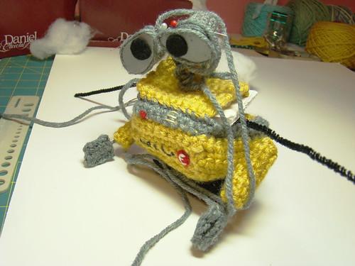Wall-e wip