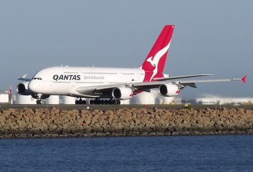 Qantas A380 | by Simon_sees