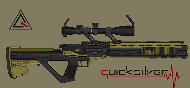 Quicksilver Industries: