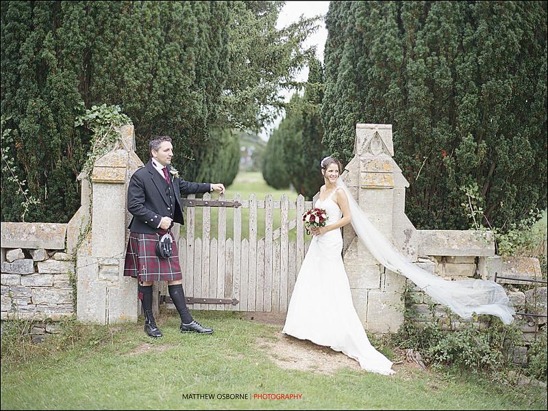 Contax 645 + Kodak Portra Wedding