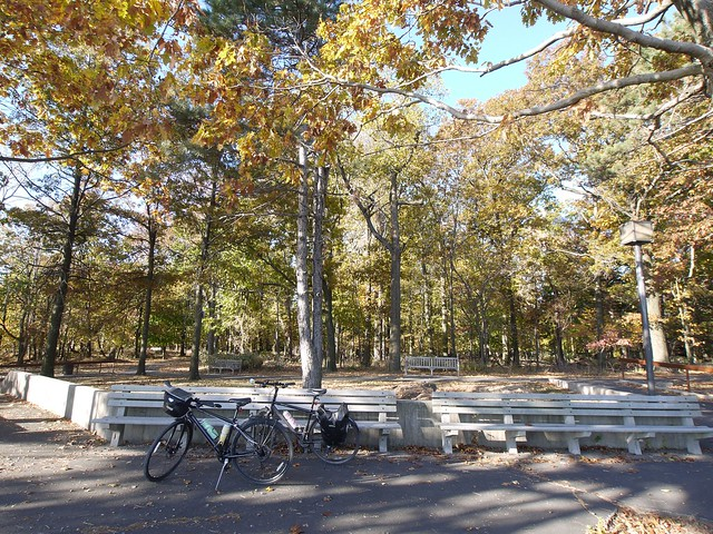 日, 2013-10-27 06:19 - Fort Lee Historic Park
