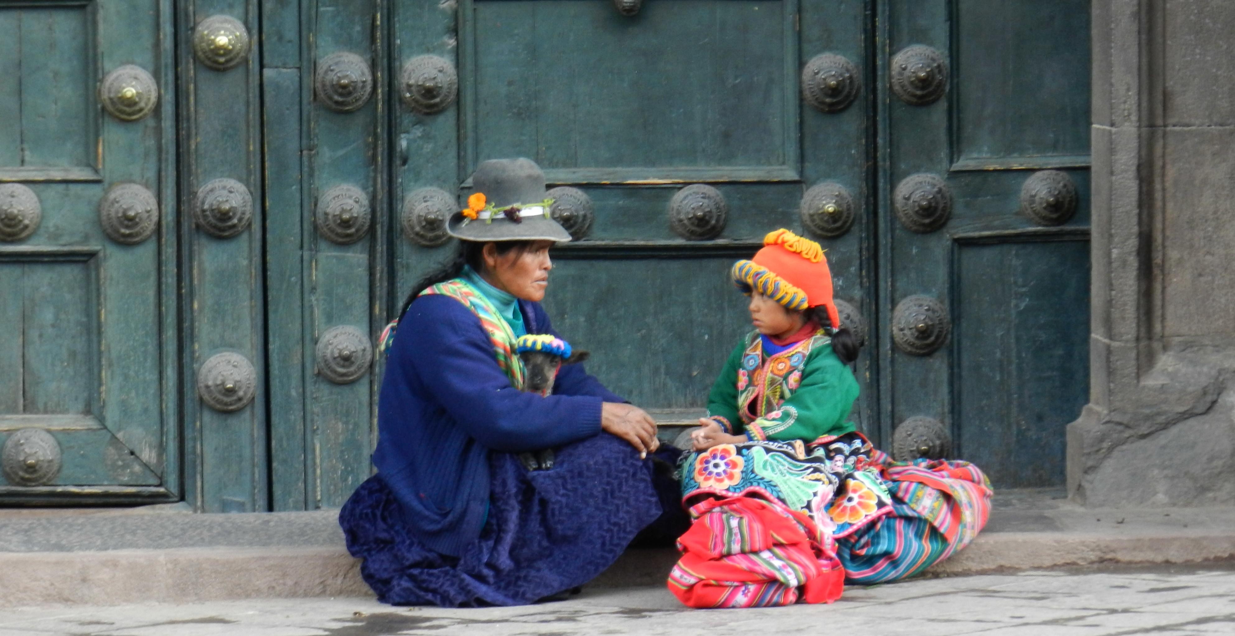 gente de Peru