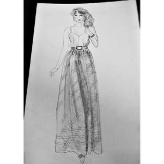 Moda Fashion Desenhando Desenhar Design Art Madruga Flickr