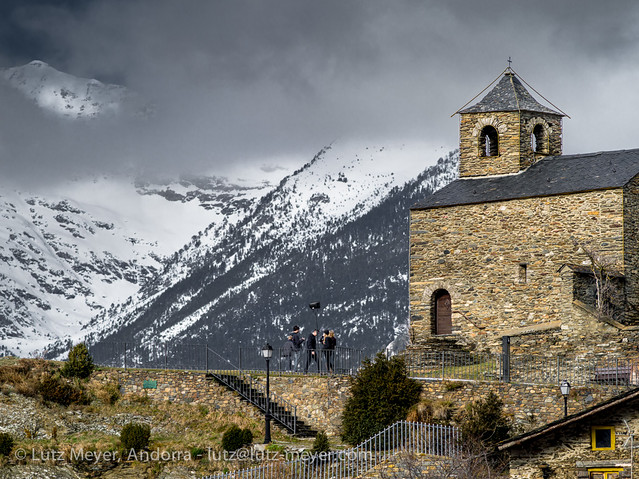Andorra churches & chapels: La Massana Parroquia, Vall nord, Andorra