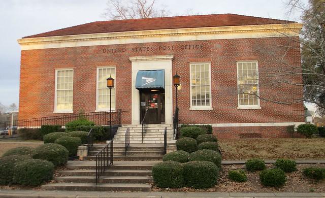 Post Office 35115 (Montevallo, Alabama)