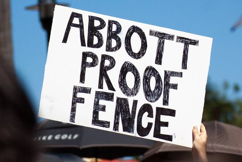 Abbot Proof Fence | by Smoken Mirror
