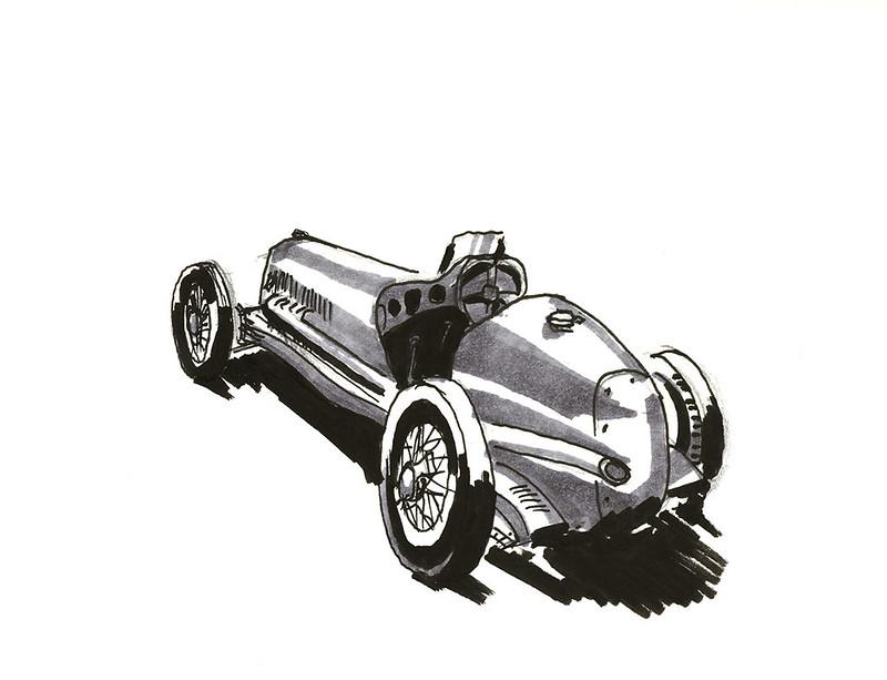 Alfa Tipo Monza 1932