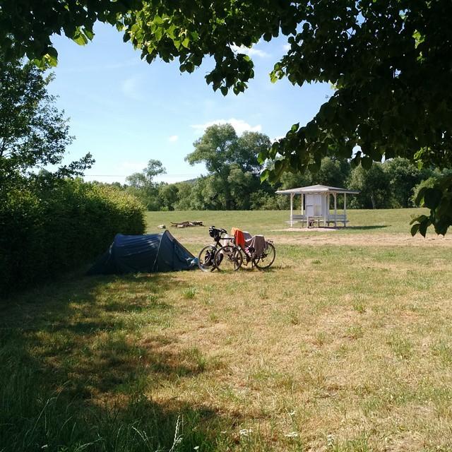 Campingplatz Breitungen