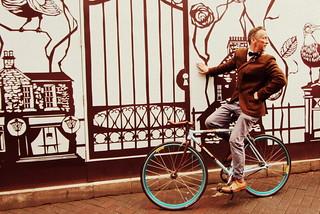 Edinburgh Harris Tweed Ride 2013