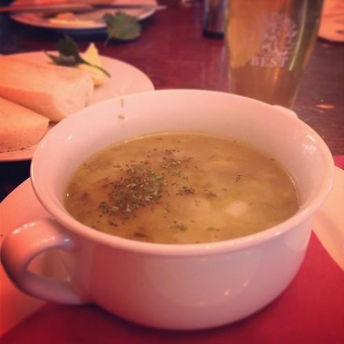 Leek soup | by Texarchivist