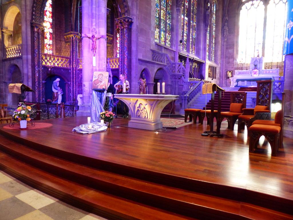 Assomption De La Vierge Marie Eglise Saint Georges 15