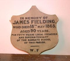 James Fielding