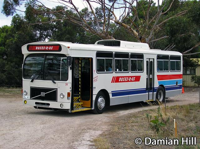 Buses 'R' Us Volvo B10M