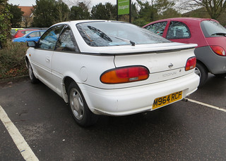1994 Nissan 100NX (B13)   by Spottedlaurel