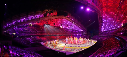 Sochi_Winter_Olympic_Opening_15 | by KOREA.NET - Official page of the Republic of Korea