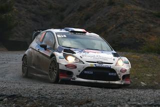 Ford Fiesta RS WRC - Bryan Bouffier   by jfhweb
