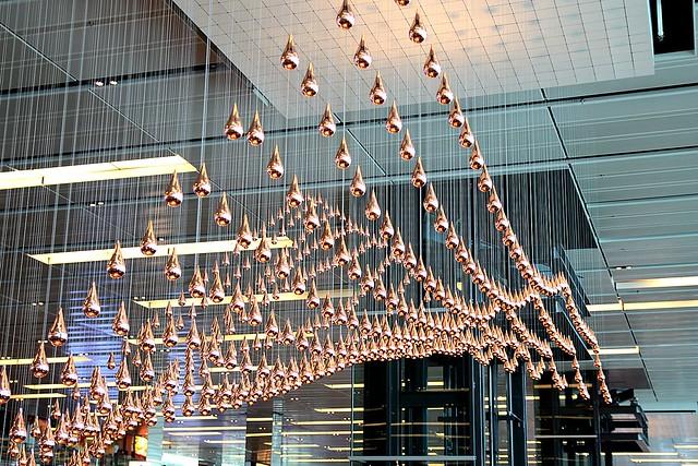 Kinetic Rain | 5 | Terminal 1 | Singapore Changi Airport