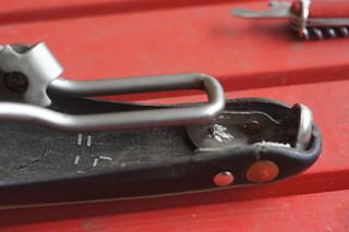 Brooks Swift Repair | by BikeTinker