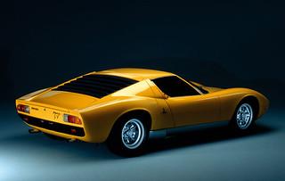 Marcello Gandini - Lamborghini Miura