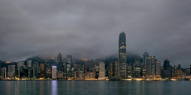 Tsim Sha Tsui Promenade, Hong Kong