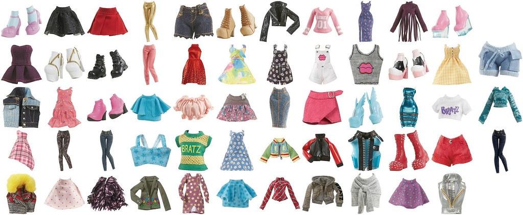 7704ba0afdb284 ... Create a bratz clothing separates 😍 credit  dollsrmylife