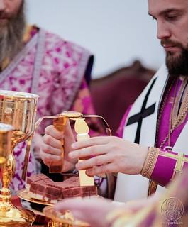 Литургия в Спасском соборе 560
