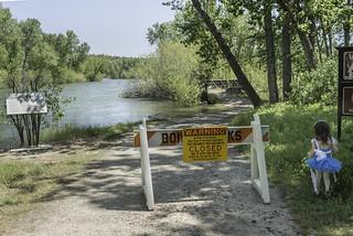Flood walk 2012