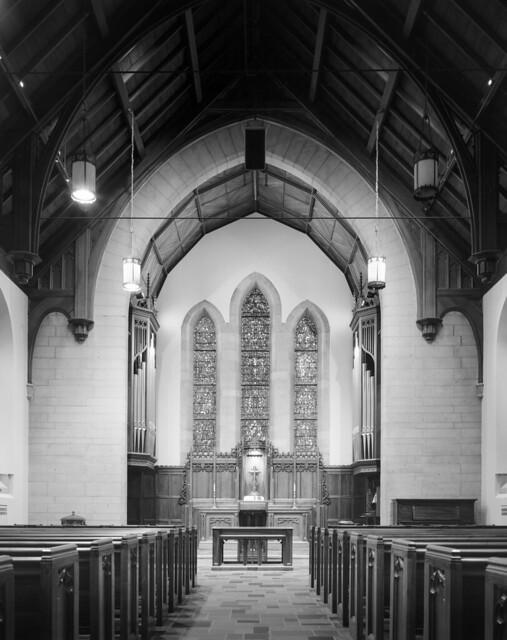 Westminster Chapel   Minneapolis, MN   MS&R, Ltd.; Mike Collins