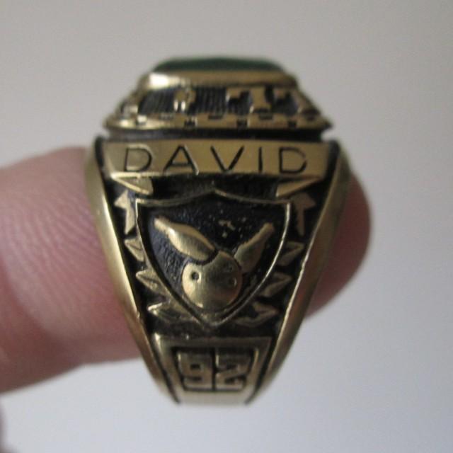 My High School Class Ring