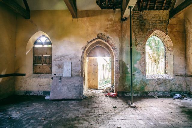 Petworth Chapel