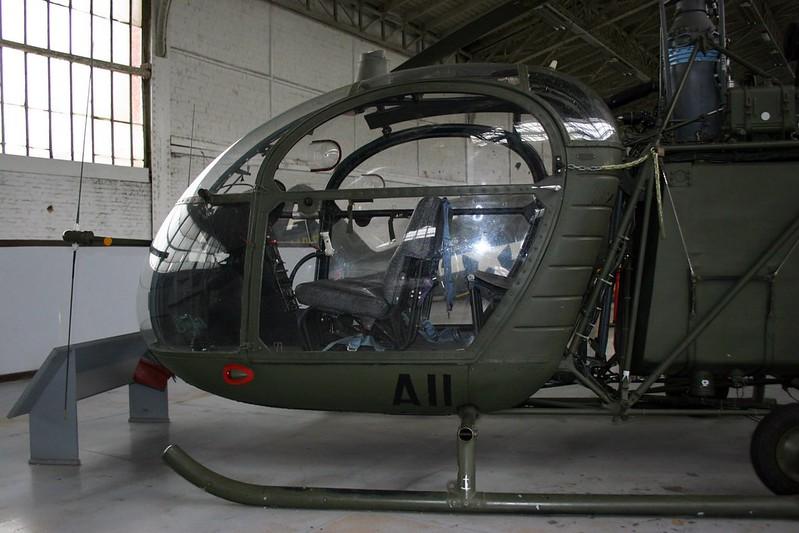 Alouette II SE3130 4