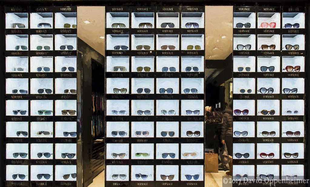 ce9a5123aa6d ... Versace Sunglasses at Store in NYC | by Performance Impressions LLC