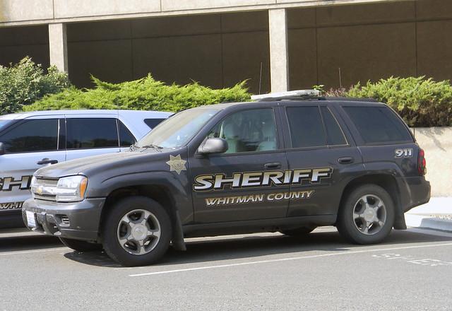 Whitman County Sheriff, Washington (AJM NWPD)