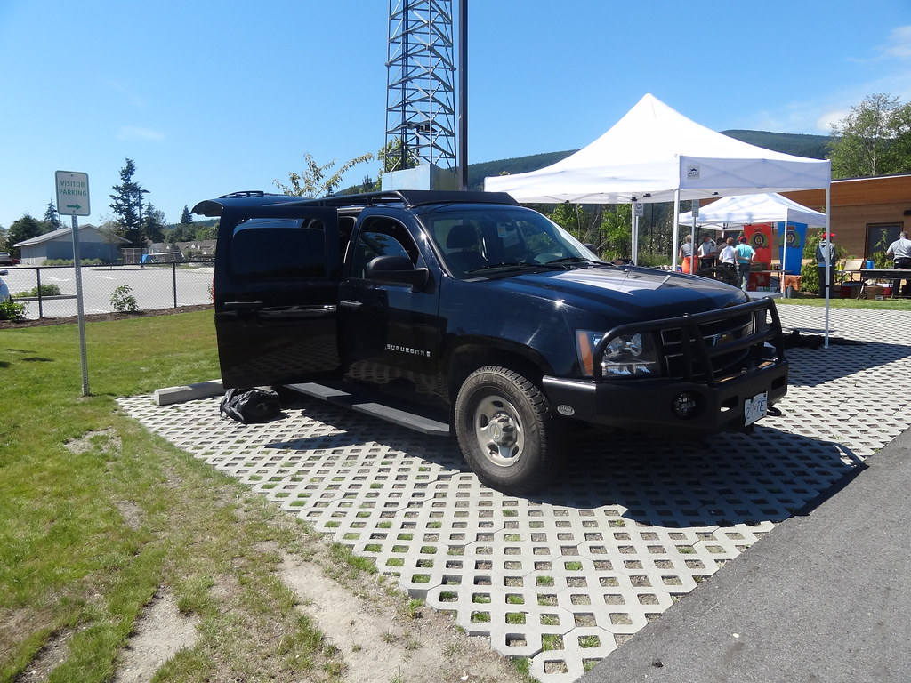 RCMP ERT Chevy Suburban | Hall 7 Emergency Photography | Flickr
