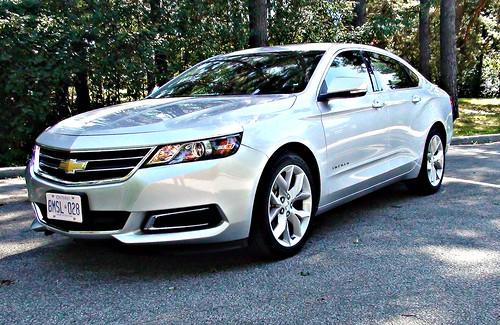 2014 Chevrolet Impala Photo