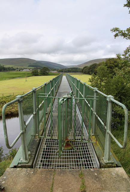 New Bridge, Thorneyholme (Dunsop Bridge), Forest of Bowland AONB, Lancashire, UK