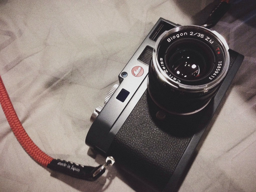 My Leica M-E with the Carl Zeiss Biogon T* ZM 35mm F2  | Flickr
